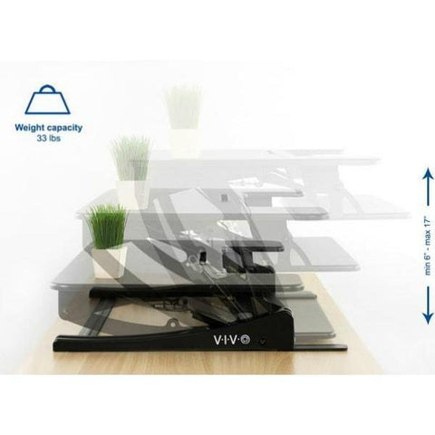 Vivo Desk V000V Height Transition