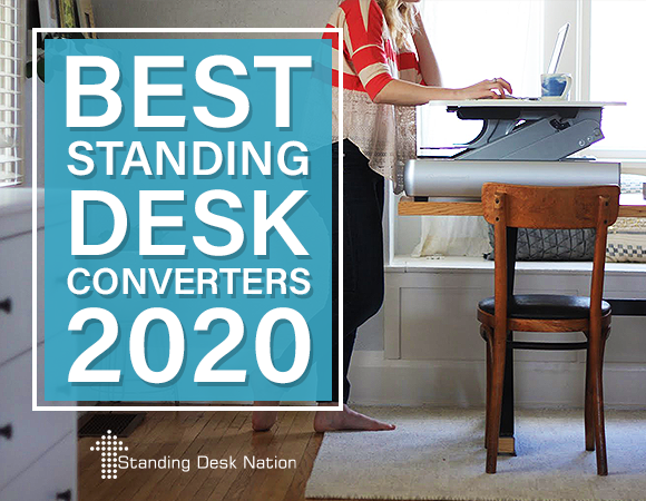 Best Standing Desk Converters of 2020 - by Standing Desk Nation
