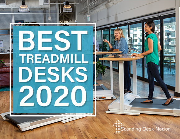 Best Treadmill Desks of 2020 - by Standing Desk Nation