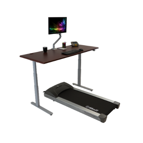 iMovR Lander Treadmill Desk