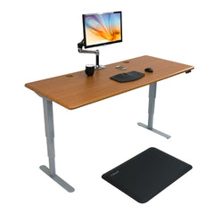 iMovR Energize Standing Desk facing right