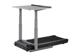 Lifespan Treadmill Desk with electric height adjustable desk - DT7