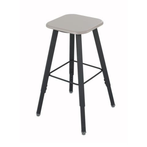 AlphaBetter® Adjustable-Height Student Stool - Standing Desk Nation