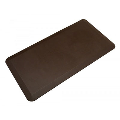 ApexDesk Anti-Fatigue Standing Mat Brown 3D View
