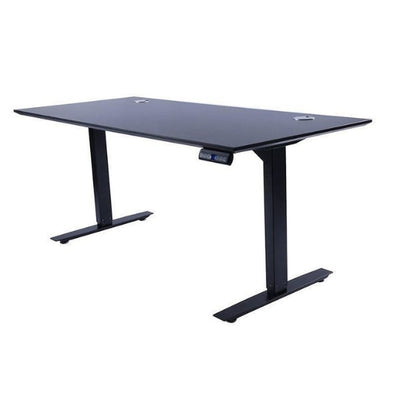 ApexDesk Flex Pro Series 66 inch Standing Desk 3D View Black