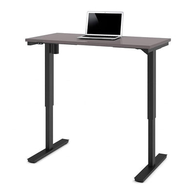 Bestar 24 x 48 Electric Table Slate