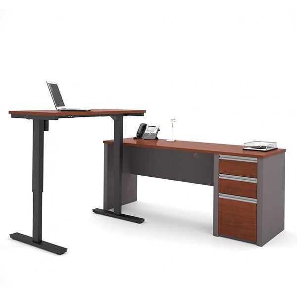 Corner and L-Shaped Standing Desks