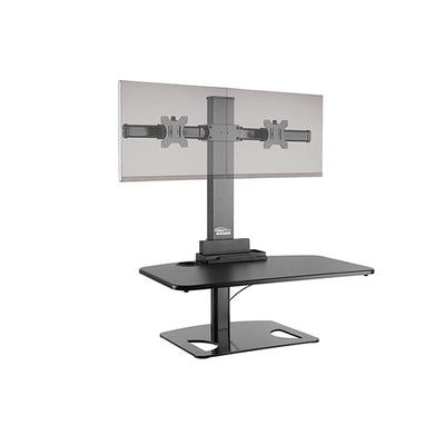 Ergotech Freedom Stand 3D View Dual