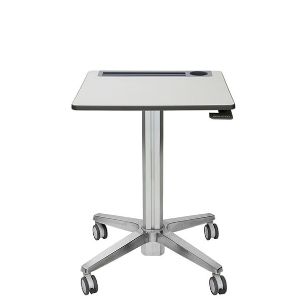Ergotron LearnFit Short Front View