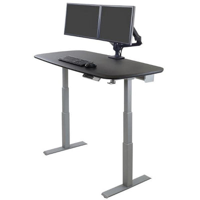Ergotron WorkFit Electric 58 Inch Surface 3D View