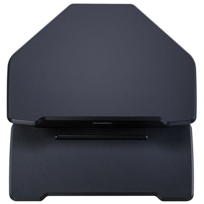 Eureka Ergonomic 28 Corner Black Top View