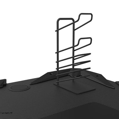 Eureka Z1-S Gaming Desk Gear Rack