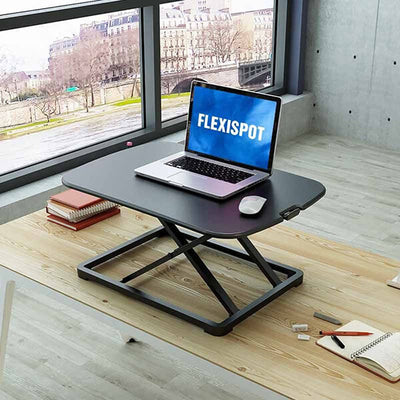 Flexispot GoRiser Laptop Desk Riser ML2 Facing Left