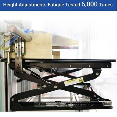 Flexispot M3B 47 Inch Standing Desk Converter Fatigue Tested