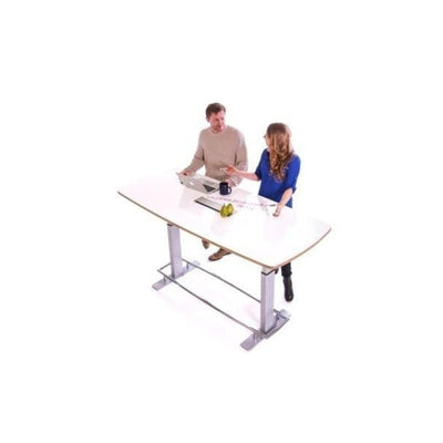 Focal Upright Confluence Standing Conference Table Bundle Standing