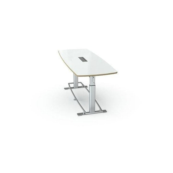 Focal Upright Confluence Standing Conference Table Dry Erase