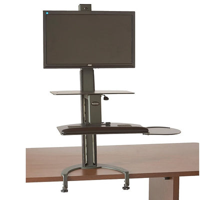 Health Postures Taskmate Go 6300  On Desk High