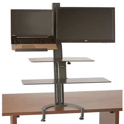 Health Postures Taskmate Go Laptop 6362 Front View