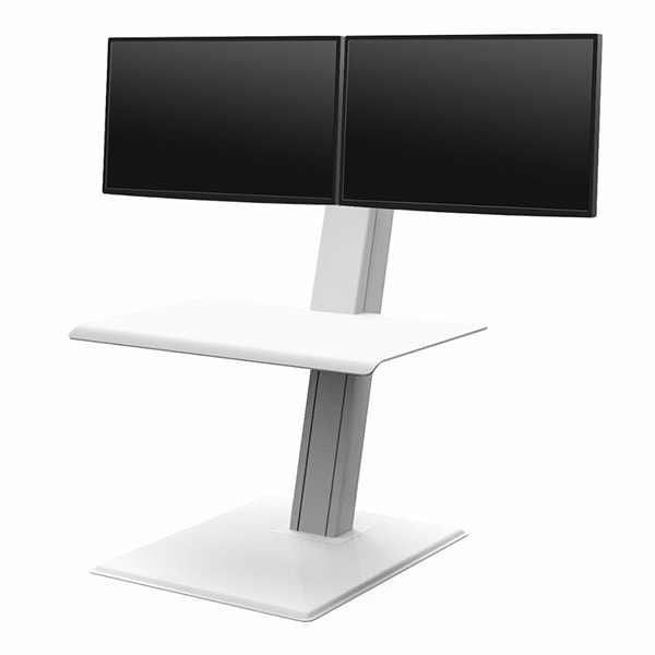 Humanscale Eco Dual Monitor White
