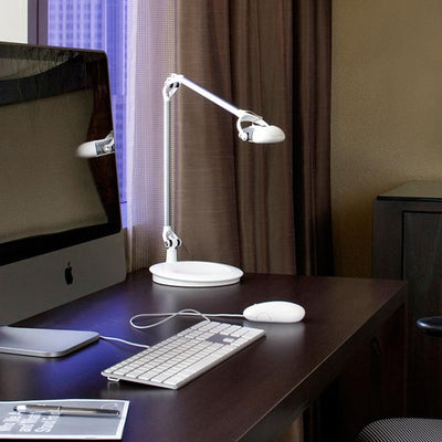 Humanscale Element 790 Task Light 3D View White