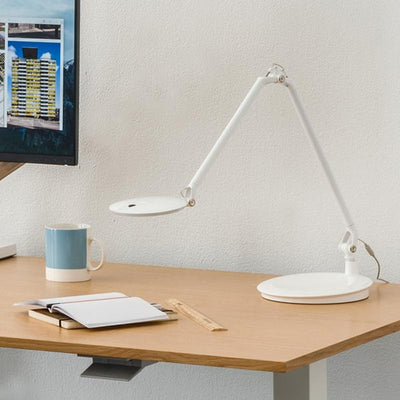 Humanscale Element Disc Task Light Far View