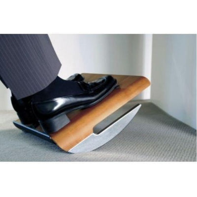 Humanscale FM500 Foot Rest Top Side View