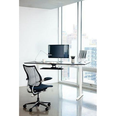 Humanscale Float Desk Front View