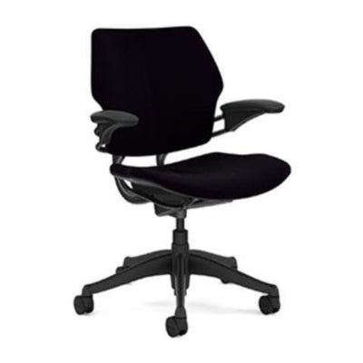 Humanscale Freedom Chair Black Vellum