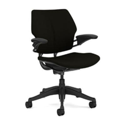 Humanscale Freedom Chair Black Wave