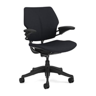 Humanscale Freedom Chair Graphite Wave