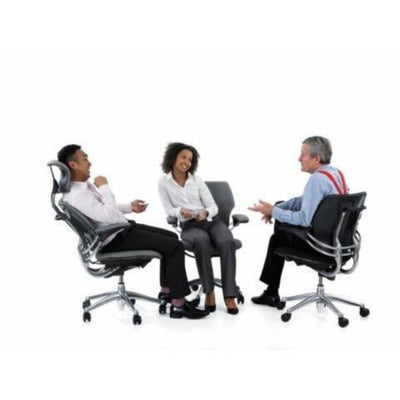 Humanscale Freedom Headrest Chair Group