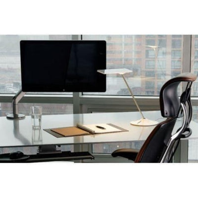 Humanscale Horizon LED Task Light Top Back View