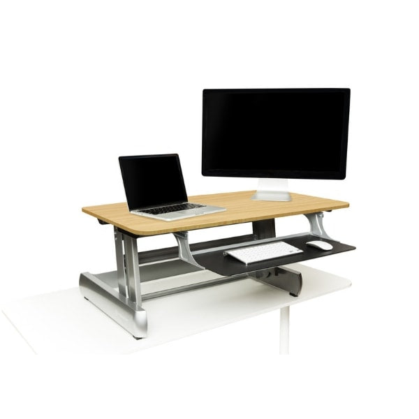 InMovement Standing Desk Converter DT2