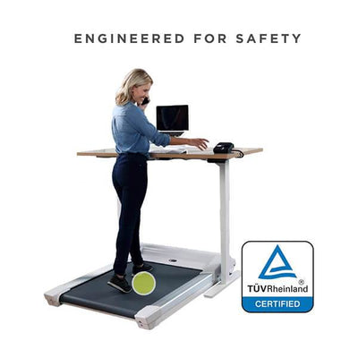 Inmovement Unsit Under Desk Treadmill Features Safety