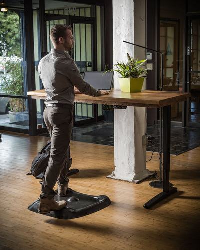 Ergodriven Topo Mat Standing Desk Anti Fatigue Mat