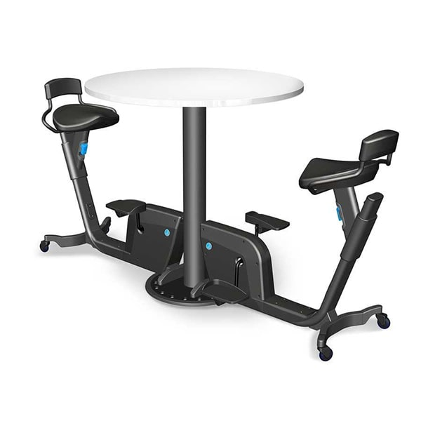 Lifespan Duo Bike Table 3D View