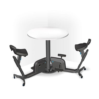 Lifespan Duo Table Side View
