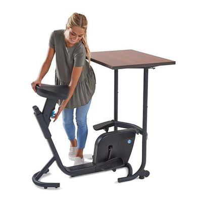 Lifespan Unity Bike Desk Adjustable Seat
