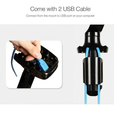 Loctek D5 Monitor Arm 2 Usb Cable