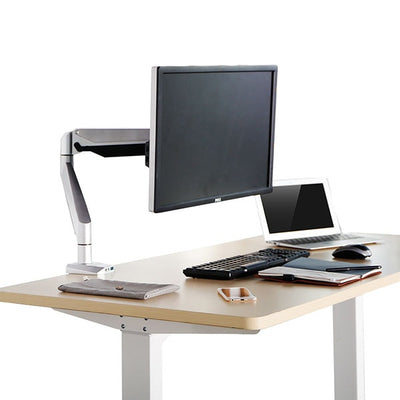 Loctek D7A Monitor Arm Mount On Desk