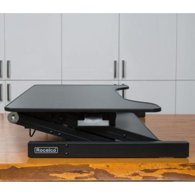 Rocelco ADR Adjustable Desk Riser Side View