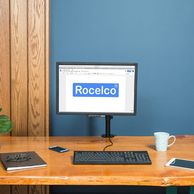 Rocelco DM1 Front View