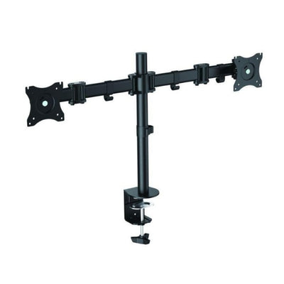 Rocelco DM2 Dual Monitor Arm 3D View