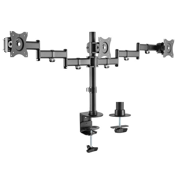 Rocelco DM3 3D View With Mount