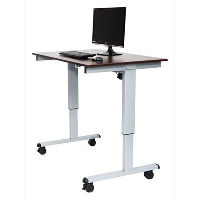 "Luxor - 48"" Electric Standing Desk - Standing Desk Nation"