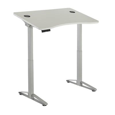 Safco Defy Electric Height Adjustable Desk 3D View