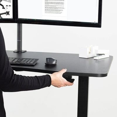 VIVO 47 Inch Pneumatic Desk Adjustable