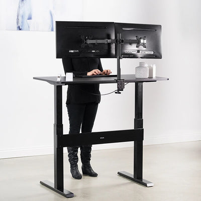 VIVO 47 Inch Pneumatic Desk Standing