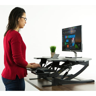 VIVO DESK V000VC 3D View