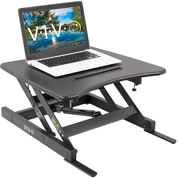 VIVO Single Top 22 Laptop Desk Riser 3D View